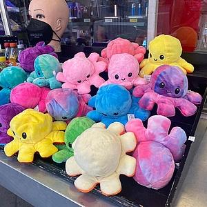 Von TikTok ins Kinderzimmer – Der Stimmungs-Oktopus ist der neue Trend