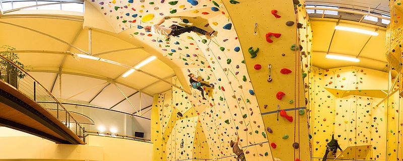 T-Hall Kletterhalle