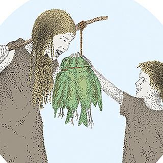 Steinzeitkinder: Familienausstellung