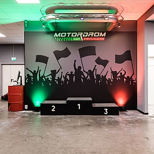 MotorDrom - Kart– & Eventlocation