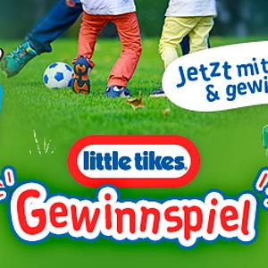 Fußball-KRACHER mit Little Tikes