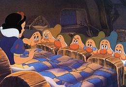 Disneys Schneewittchen und die sieben Zwerge