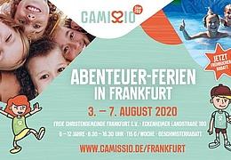 Abenteuerferien in Frankfurt