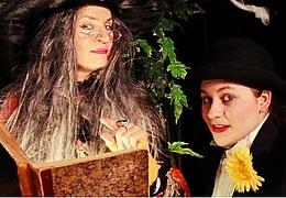 Halloween-Special: Die Zauberine