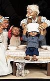 Pippi Langstrumpf, Pettersson und Mama Muh