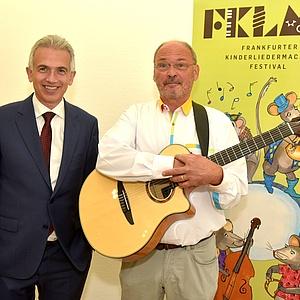 Das Frankfurter Kinderliedermacherfestival 2019