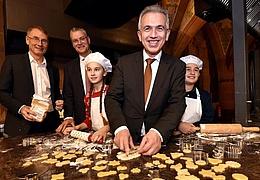 Weihnachtsmarkt für Frankfurter Kinder