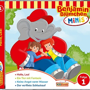 Benjamin Blümchen für die ganz Kleinen