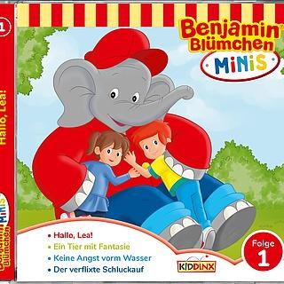 Benjamin Blümchen Minis
