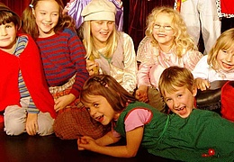Kinder-Theater-Ferienkurs