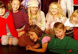 ABGESAGT - Kinder-Theater-Ferienkurs
