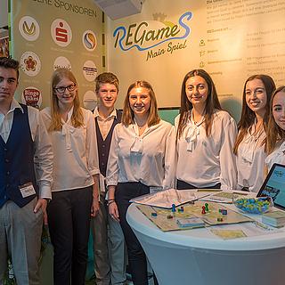 Schülerfirma REGames aus Kelkheim