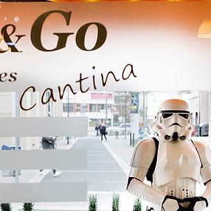Stop & Go Nerds Cantina