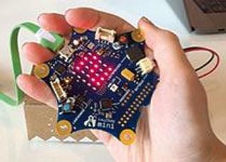 Programmieren mit dem Calliope Mini