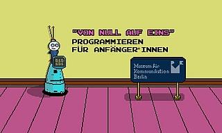 Online: Von Null auf Eins. Programmieren für Anfänger*innen