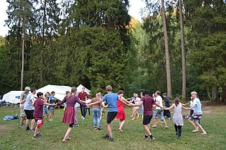 Oster-Tanz-Freizeit in Dietzenbach