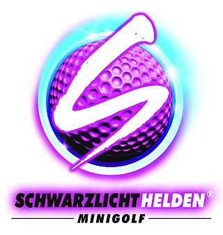 Schwarzlichthelden Minigolf Frankfurt