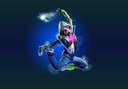 Lets dance für Mädchen