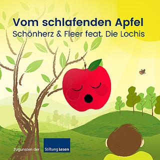 Die Lochis und Schönherz & Fleer gemeinsam für das Lesen