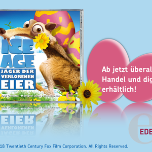 Ice Age – Jäger der verlorenen Eier zum Osterfilm-Special ist da
