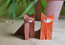 Experiment für Zuhause: Kitsune