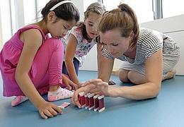 Minischirn Familienworkshop