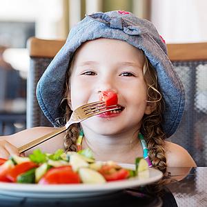 """""""Igitt, das will ich nicht!"""" – Kinder gesund ernähren"""