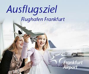 FRA Ausflugsziel Flughaben Frankfurt am Main
