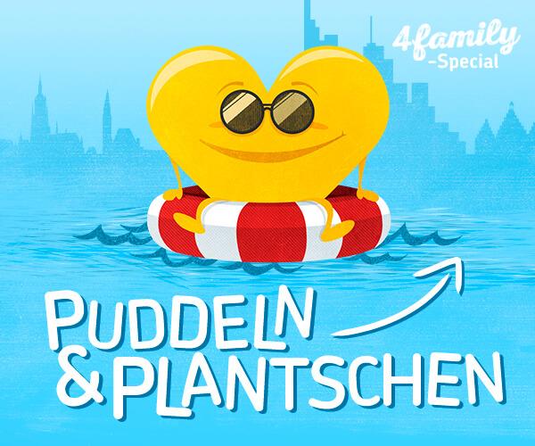 Ausflugstipps für Familien: Die schönsten Schwimmbäder und Badeseen im Rhein-Main-Gebiet
