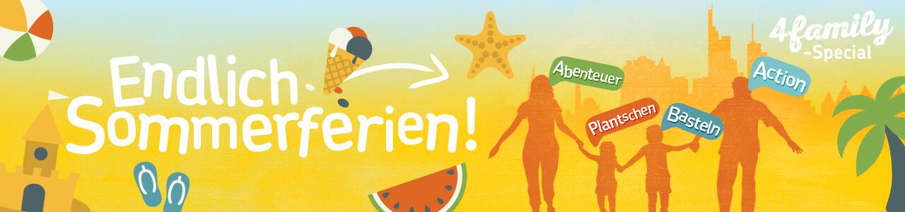 RheinMain4Family.de Freizeittipps für Familien in den Sommerferien