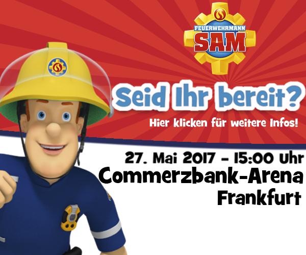 Feuerwehrmann Sam live