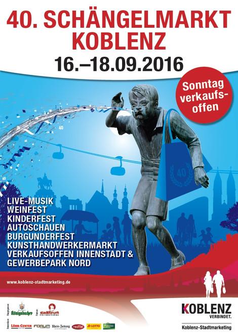 Entdeckt Die Veranstaltung 40 Koblenzer Schangelmarkt Mit