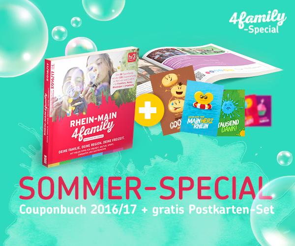 RheinMain4Family Special Buch
